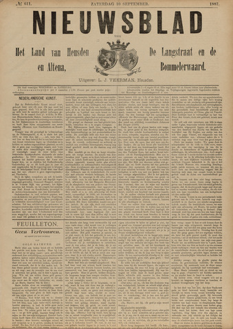 Nieuwsblad het land van Heusden en Altena de Langstraat en de Bommelerwaard 1887-09-10