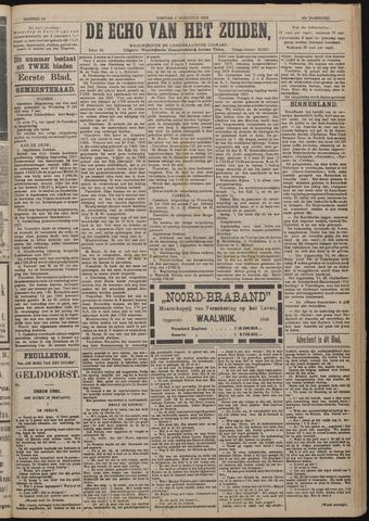 Echo van het Zuiden 1918-08-04