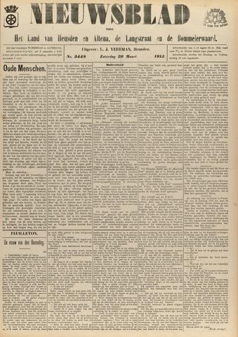 Nieuwsblad het land van Heusden en Altena de Langstraat en de Bommelerwaard 1915-03-20