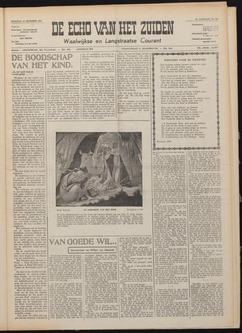 Echo van het Zuiden 1951-12-24