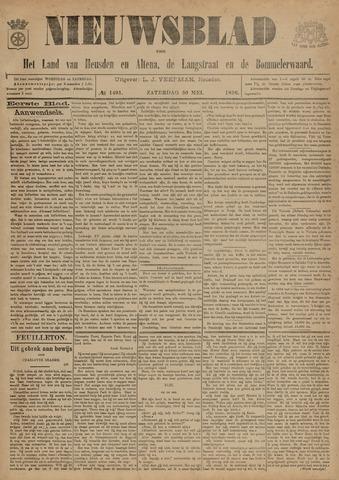 Nieuwsblad het land van Heusden en Altena de Langstraat en de Bommelerwaard 1896-05-30