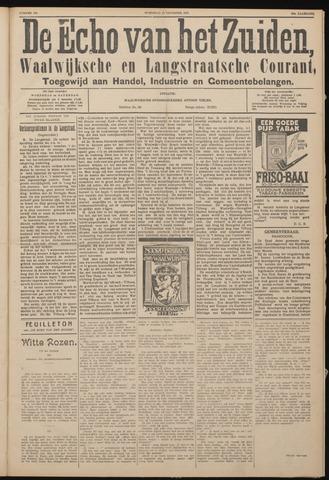 Echo van het Zuiden 1927-12-21
