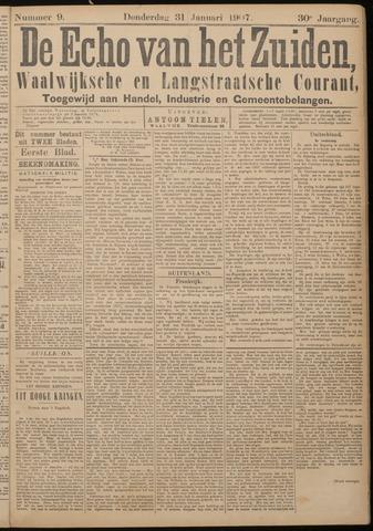 Echo van het Zuiden 1907-01-31