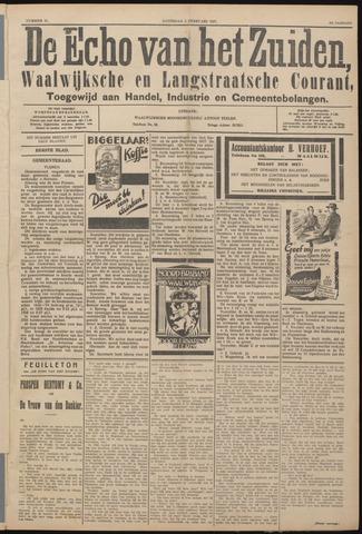 Echo van het Zuiden 1927-02-05