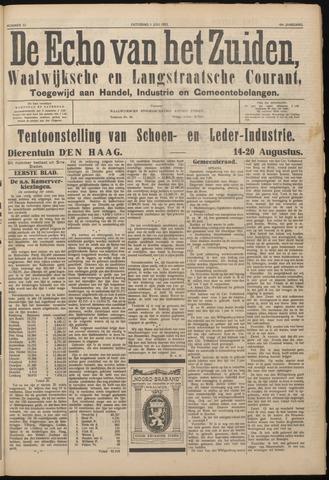 Echo van het Zuiden 1922-07-01