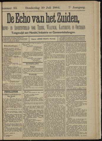 Echo van het Zuiden 1884-07-10