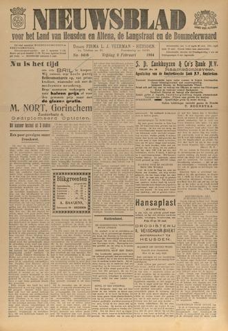 Nieuwsblad het land van Heusden en Altena de Langstraat en de Bommelerwaard 1934-02-02