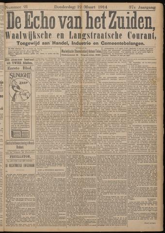 Echo van het Zuiden 1914-03-12