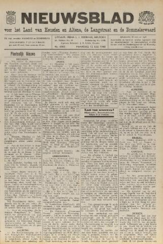Nieuwsblad het land van Heusden en Altena de Langstraat en de Bommelerwaard 1948-07-12