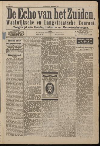 Echo van het Zuiden 1922-12-30