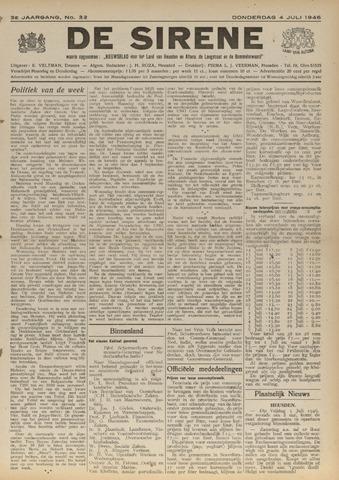 De Sirene 1946-07-04