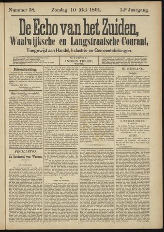 Echo van het Zuiden 1891-05-10