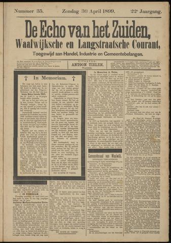 Echo van het Zuiden 1899-04-30