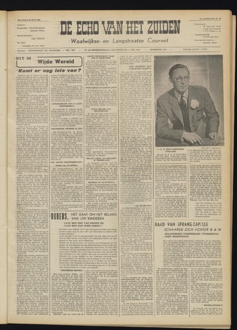 Echo van het Zuiden 1954-06-28