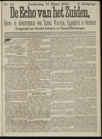 Echo van het Zuiden 1878-03-21