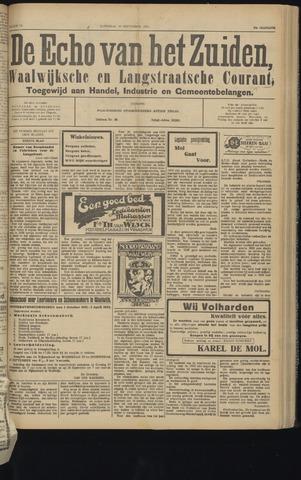 Echo van het Zuiden 1931-09-19