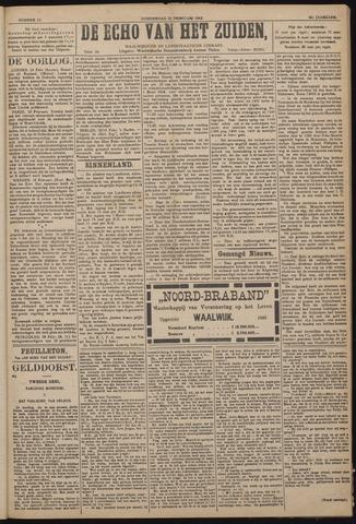 Echo van het Zuiden 1918-02-21