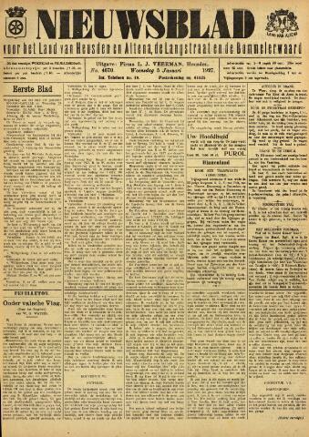 Nieuwsblad het land van Heusden en Altena de Langstraat en de Bommelerwaard 1927-01-05