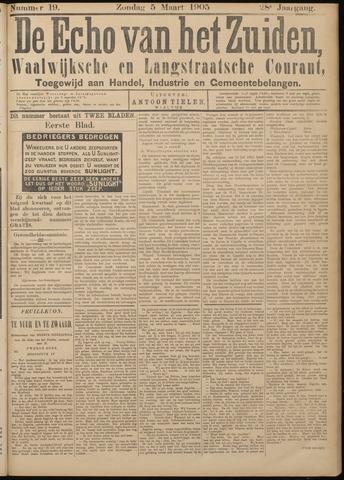Echo van het Zuiden 1905-03-05