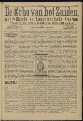 Echo van het Zuiden 1924-02-13