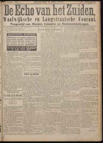 Echo van het Zuiden 1905-07-06