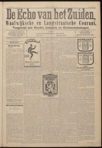 Echo van het Zuiden 1926-10-09