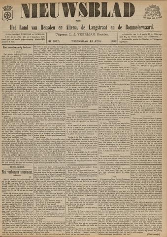 Nieuwsblad het land van Heusden en Altena de Langstraat en de Bommelerwaard 1902-08-13