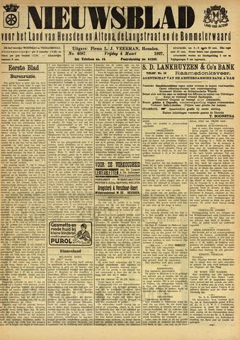 Nieuwsblad het land van Heusden en Altena de Langstraat en de Bommelerwaard 1927-03-04