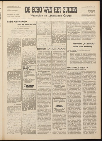 Echo van het Zuiden 1959-08-07