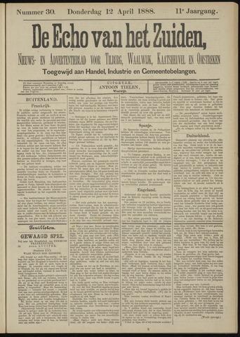 Echo van het Zuiden 1888-04-12