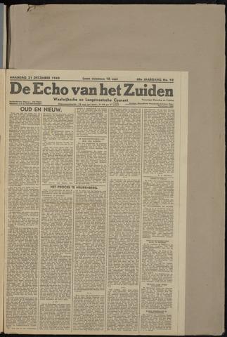 Echo van het Zuiden 1945-12-31