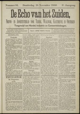 Echo van het Zuiden 1880-11-18