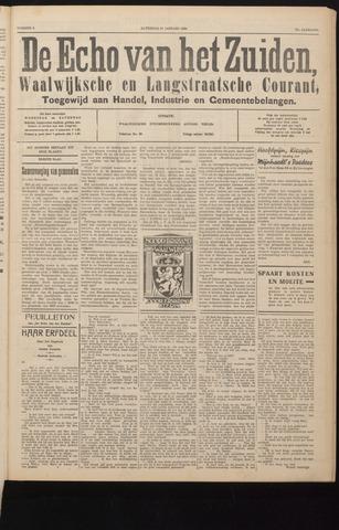 Echo van het Zuiden 1934-01-27