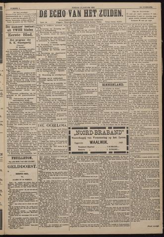 Echo van het Zuiden 1918-01-13