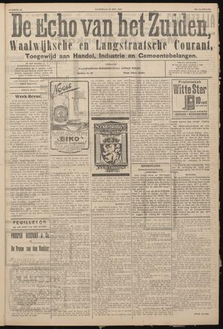 Echo van het Zuiden 1927-05-28