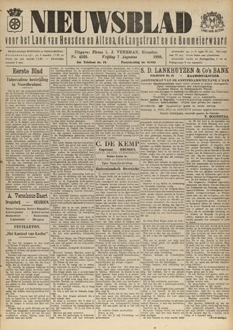 Nieuwsblad het land van Heusden en Altena de Langstraat en de Bommelerwaard 1925-08-07