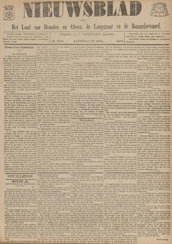 Nieuwsblad het land van Heusden en Altena de Langstraat en de Bommelerwaard 1897-08-21