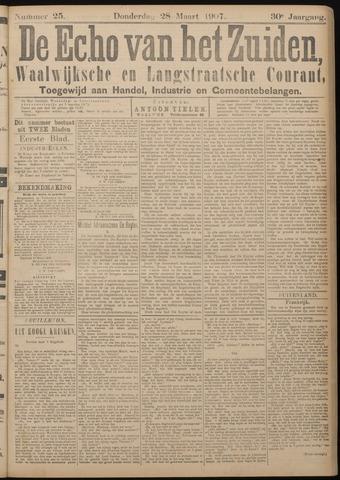 Echo van het Zuiden 1907-03-28