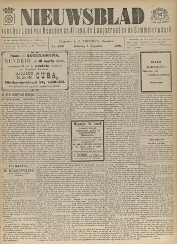 Nieuwsblad het land van Heusden en Altena de Langstraat en de Bommelerwaard 1920-08-07