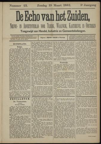Echo van het Zuiden 1882-03-19