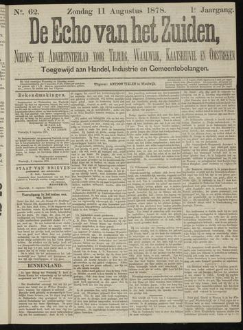 Echo van het Zuiden 1878-08-11