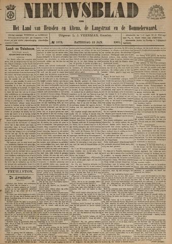 Nieuwsblad het land van Heusden en Altena de Langstraat en de Bommelerwaard 1901-01-12