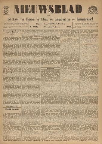 Nieuwsblad het land van Heusden en Altena de Langstraat en de Bommelerwaard 1906-03-07