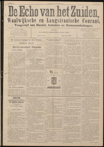 Echo van het Zuiden 1938-10-26