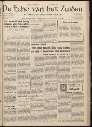 Echo van het Zuiden 1962-12-03