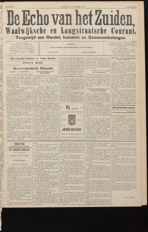 Echo van het Zuiden 1938-10-15