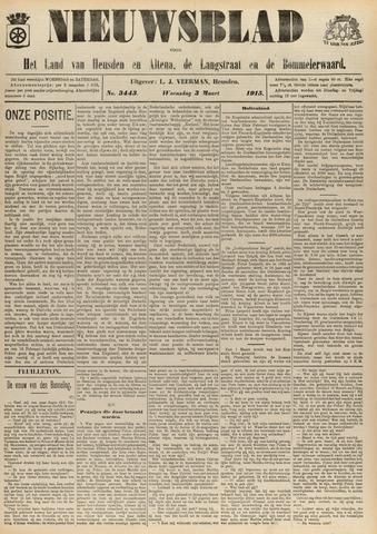 Nieuwsblad het land van Heusden en Altena de Langstraat en de Bommelerwaard 1915-03-03