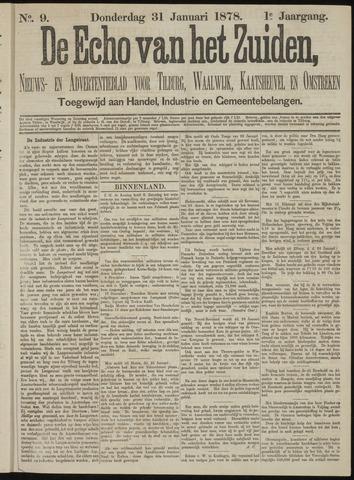 Echo van het Zuiden 1878-01-31