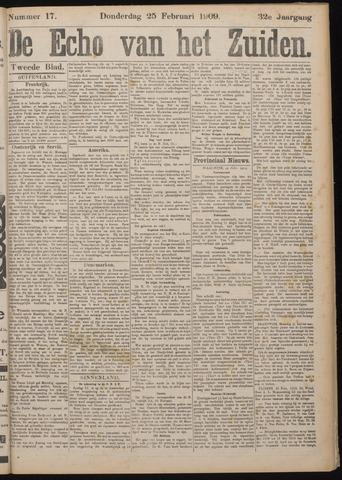 Echo van het Zuiden 1909-02-25