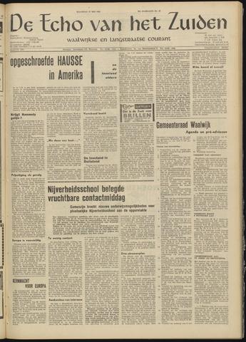 Echo van het Zuiden 1963-05-27